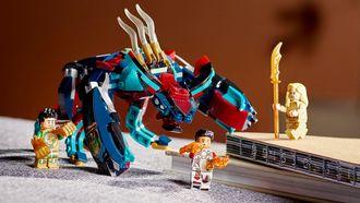 lego sets, eternals, volwassenen, nu beschikbaar