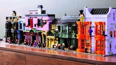LEGO Harry Potter 75978 Diagon Alley VIP Punten korting