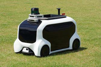 FSR, robot, discuswerpen