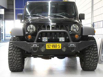 Tweedehands Jeep Wrangler Unlimited 2008 occasion