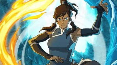 The Legend of Korra Netflix Avatar