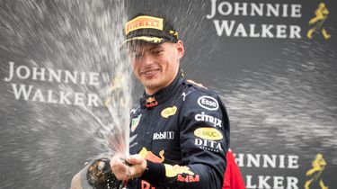 Max Verstappen Formule 1 Charles Leclerc Silverstone Red Bull