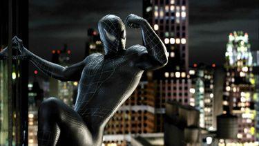 spider-man, plank-variatie, buikspieren, marvel, trainen