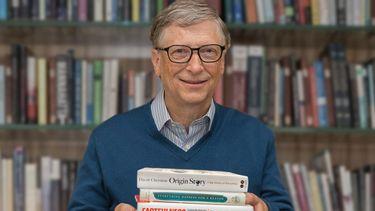 boeken, boekentips, bill gates