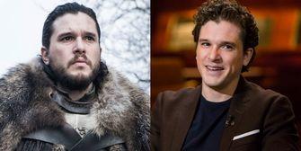 game of thrones, jon snow, kit harington, baard