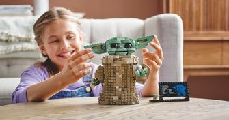 Star Wars The Mandalorian Baby Yoda LEGO