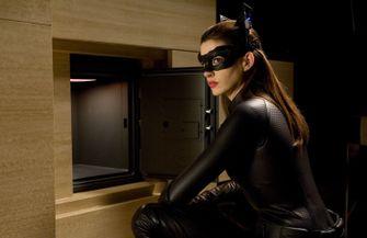 catwoman, The Dark Knight Rises, anne hathaway, sexy, zoe kravitz, 2