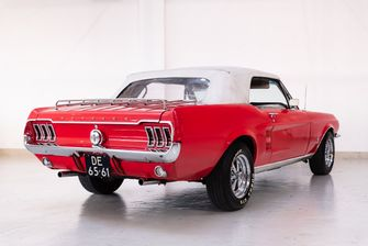 Tweedehands Ford Mustang Cabrio 1967 occasion