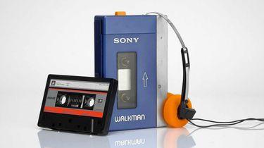 NW-A100TPS, walkman, sony, 40 jaar