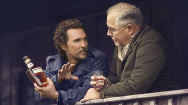 Matthew McConaughey Wild Turkey longbranch whisky bourbon