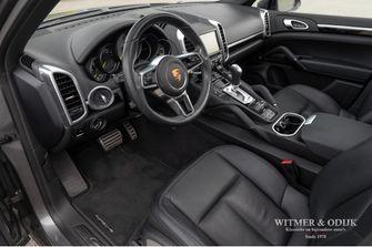 Tweedehands Porsche Cayenne S E-Hybrid 2015