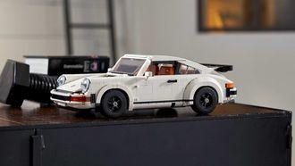 LEGO Porsche 911 turbo Targa