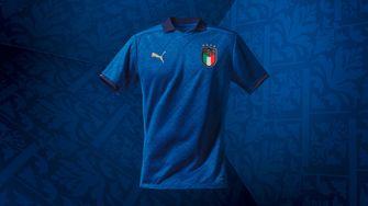 mooiste voetbalshirts, ek 2021, euro 2020, italië, shirts