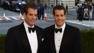 Winklevoss twins, bitcoin, miljardairs, billionaires, crypto