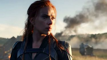 black widow, trailer