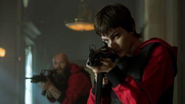 La Casa de Papel seizoen 5 Netflix releasedatum