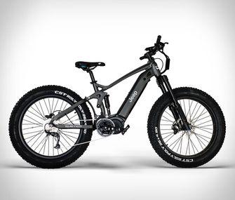 jeep, offroad, e-bike, elektrische fiets