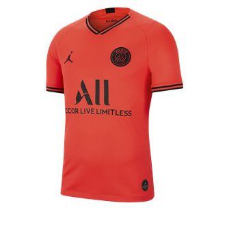 uitshirt, psg, paris saint-germain, mooiste voetbalshirts, nike air jordan