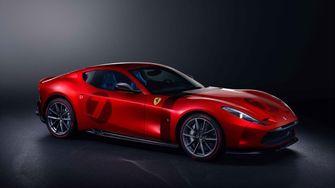 Ferrari Omologata, one-off, limited