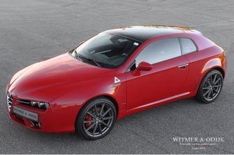 Tweedehands Alfa Romea Brera V6 occasion