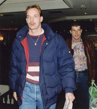 Ed de Goeij, looks, nederlandse voetballers, jaren 90