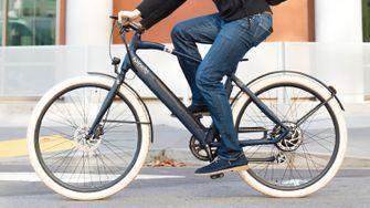 e-bike, elektrische fiets, spinciti amsterdam