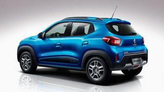 Renault K-ZE elektrische auto