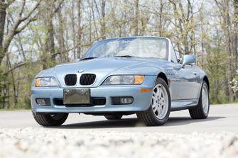 BMW, Z3, James, Bond