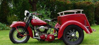 Harley-Davidson Servi Car Trike 1950