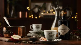 Hendricks Gin kerstcadeaus december