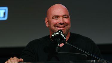Dana White UFC GOAT