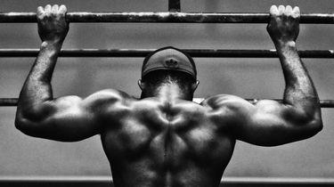 slappe bovenarmen verstevigen, oefeningen, pull, push