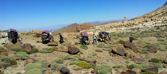 hiken, marokko, travel, reizen, atlas
