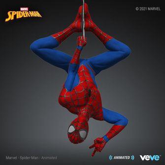 Rijk worden met Marvel: Spider-Man is nu een NFT