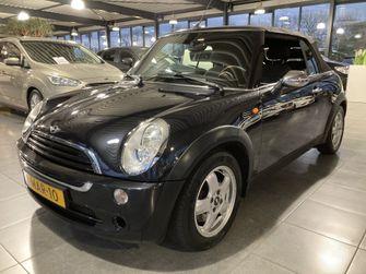 MINI One Cabrio Martien Meiland occasion