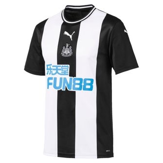 mooiste voetbalshirts, 2019 2020, thuisshirt newcastle united