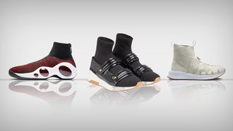 Lelijke sneakers