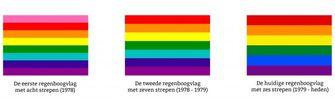 regenboogvlag-gay-pride-2018-amsterdam-betekenis-kleuren-emoji-gilbert-baker-560x171