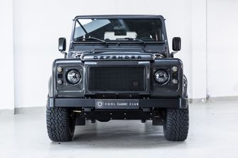 Tweedehands Land Rover Defender Tophat 2008