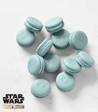 The Mandalorian Macarons baby Yoda