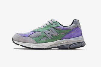 New balance 990, 990v3, sneakers, stray rats