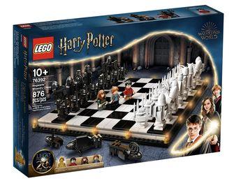 lego, zweinstein toverschaken, schaakbord, harry potter, set, bouwset