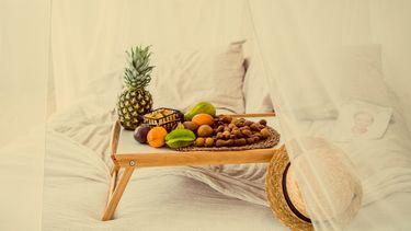 fruit, beter slapen, nachtrust