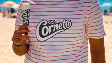 zara calippo, ola, cornetto, ijsjes