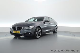 Tweedehands BMW 4 Serie Gran Coupé 420D occasion