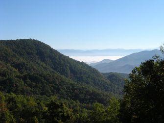 appalachian trail, georgia, wandelen, amerika, verenigde staten
