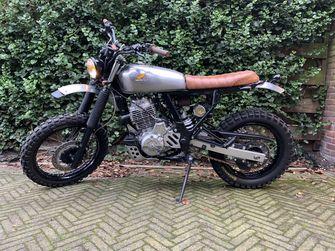 drie betaalbare custom bikes 4.800 euro