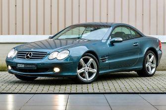 Tweedehands Mercedes-Benz SL350 2003 occasions