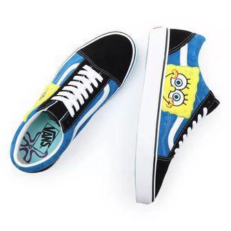 Vans X Spongebob nieuwe sneakers