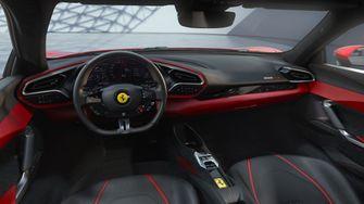 L'ultima Ferrari si chiama 296 GTB